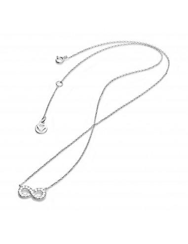 Collar Viceroy Plata Y Circonitas Señora Jewels 5017c000-30