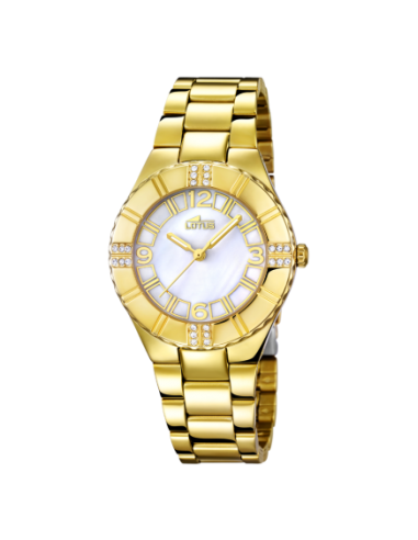 Montre Lotus Dame D'Or