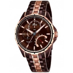 Montre Homme Lotus Smart Casual Brun 18206/1