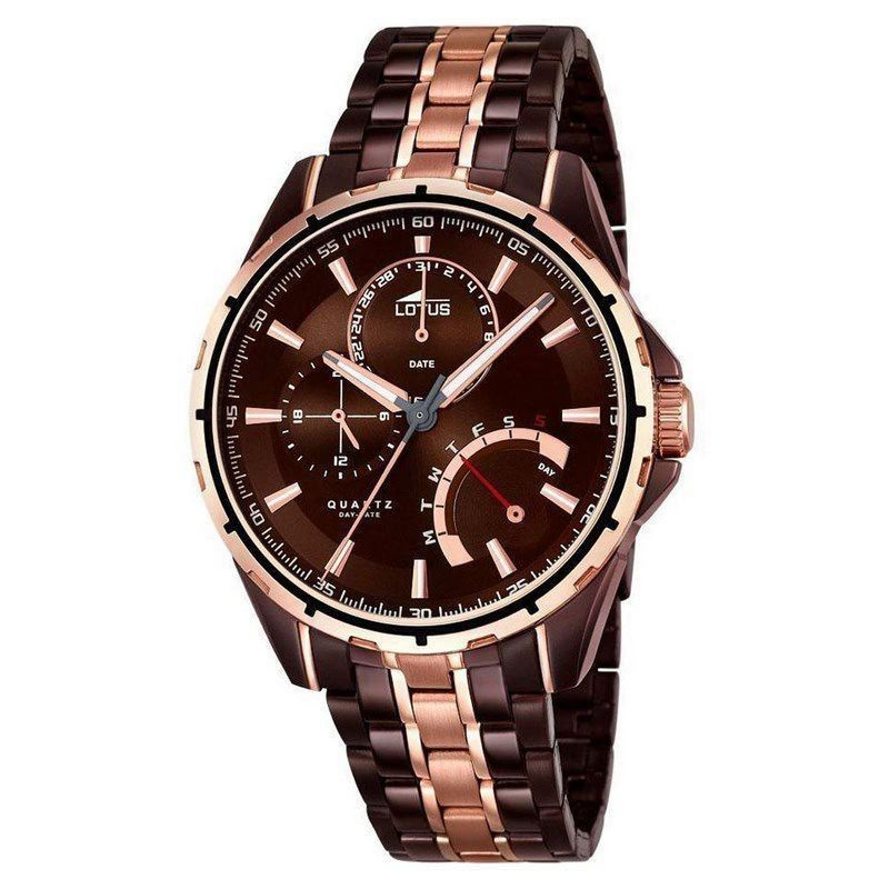 Montre Homme Lotus Smart Casual 18206/1 Brun
