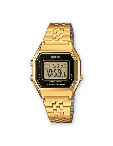Casio Dorado LA680WEGA-1ER