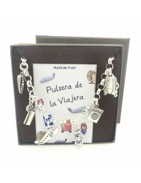 Pulsera De La Viajera.