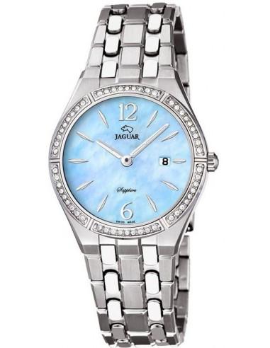 Reloj Jaguar Señora, Bisel circonitas J673/4