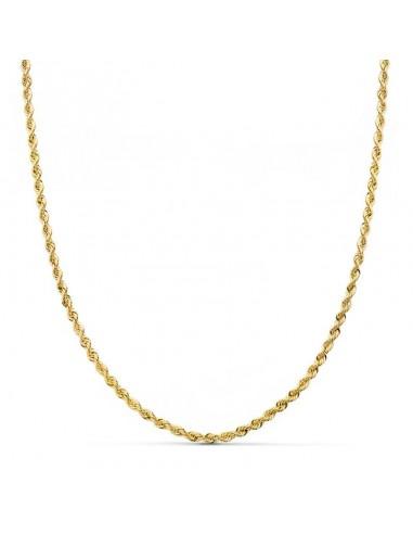 Cordoncilo Oro 40cm 2,5 Grs