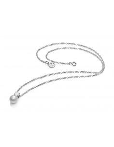 Collar Viceroy Plata Circonita Y Perla Señora Jewels 21017c000-60