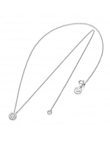 9d4c7609710d Collar Viceroy Plata Y Circonitas Señora Jewels 7054c000-30