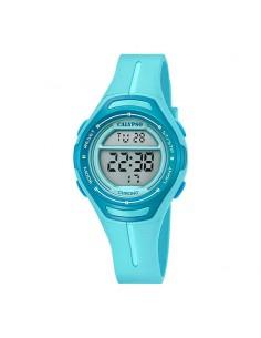 506fa502ac2c Reloj Calypso Digital Señora Niño Correa Y Esfera Verde K5727 3
