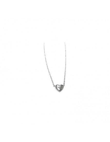 Collar Lotus Acero Señora Style Ls1930/1/1