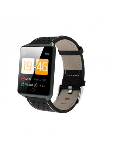 Reloj Smartwatch Eurofest Correa Piel...