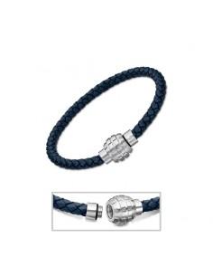 Pulsera Lotus Style Azul Caballero Ls2050/2/2