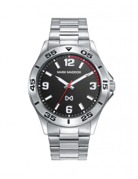 Reloj Mark Maddox Acero Brazalete Caballero Hm0115-55