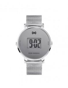 Reloj Mark Maddox Digital Acero Brazalete Señora Mm0118-80