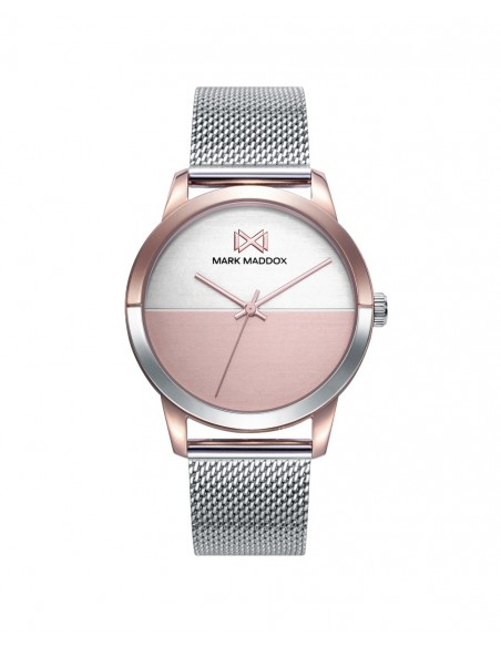 Reloj Mark Maddox Ip Rosa Brazalete Señora Mm7142-90