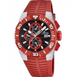 reloj lotus caballero, sport multifunción 15778/2