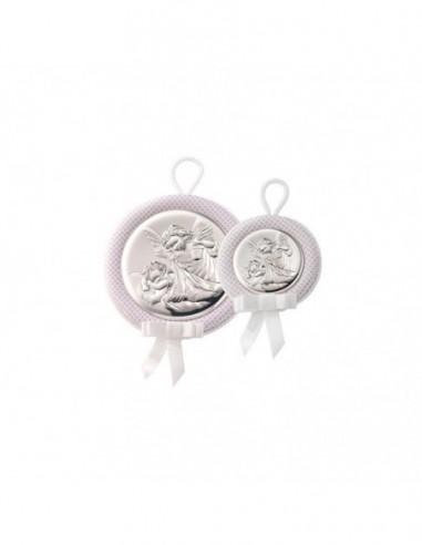 Medallón Ángel De La Guarda 6.5 Cms