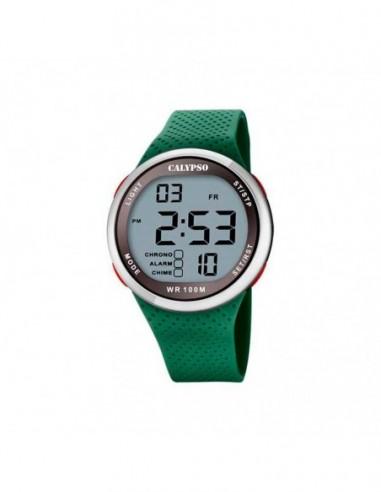 Reloj Calypso Digital Correa Esfera...