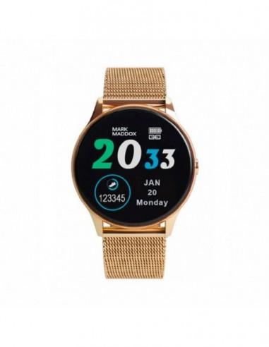 Pack Reloj Mark Maddox Smart Metal Ip...
