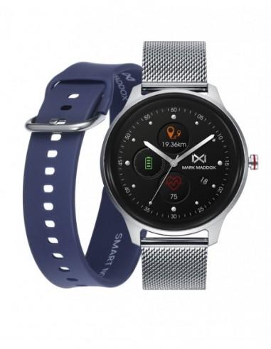 Pack Reloj Mark Maddox Smart Aluminio...