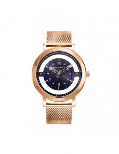 Reloj Viceroy Acero Ip Dorado...