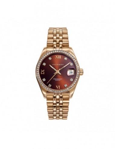 Reloj Viceroy Acero Brazalete Ip...