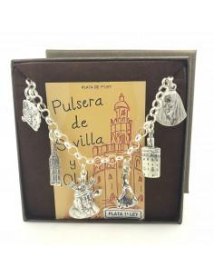 Pulsera de Sevilla y Olé